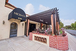 A new restaurant called Nick & G's recently opened in Rancho Santa Fe. Photo courtesy of Grand Restaurant Group
