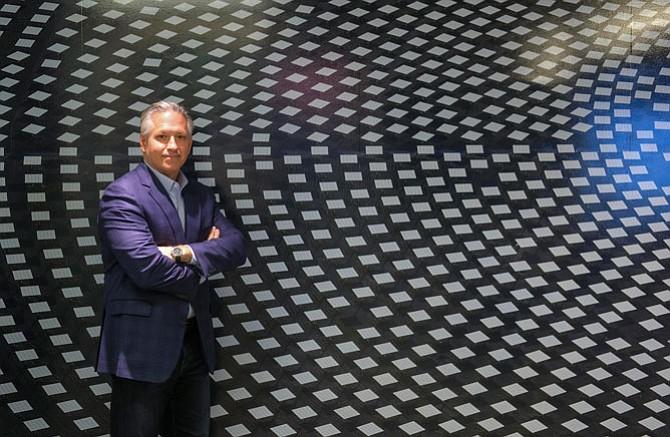 Hot Spot: Kevin Smith at SolarReserve in Santa Monica.