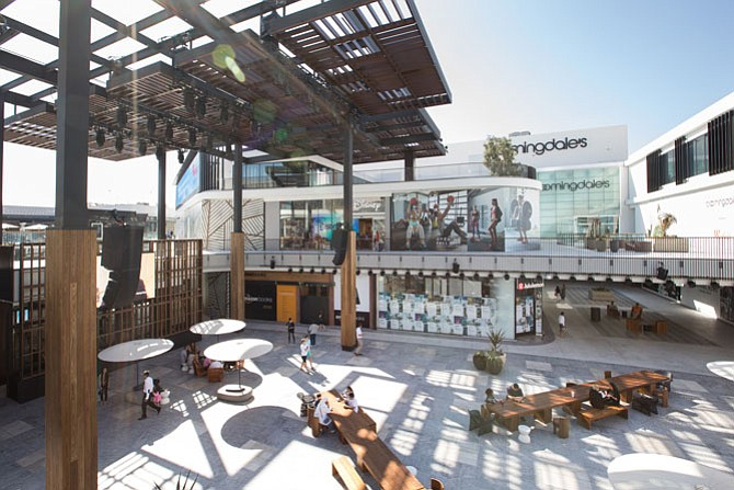 Westfield Century City mall has plans to offer a different type of makeover services catering to the entertainment industry.