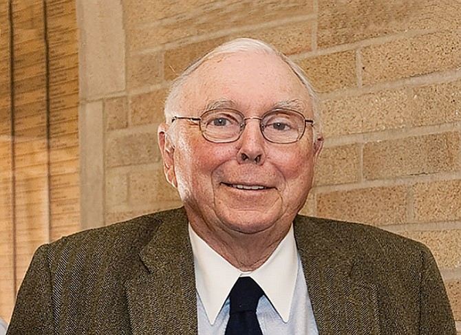Berkshire Hathaway's Munger Gives $21M to Good Samaritan