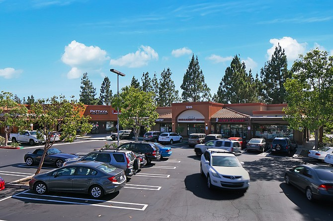 Rancho Carmel Village Center at 12125-12165 Alta Carmel Court -- Photo courtesy of CBRE Group Inc.