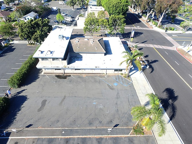 725 Grand Ave. in Carlsbad -- Photo courtesy of Colliers International Group Inc.