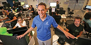 Ian Heidt CEO of HouseCall, steered the company away from the Uber of X model. The company is finding increased success with its B2B software.