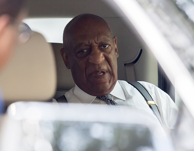 Bill Cosby. Getty Image