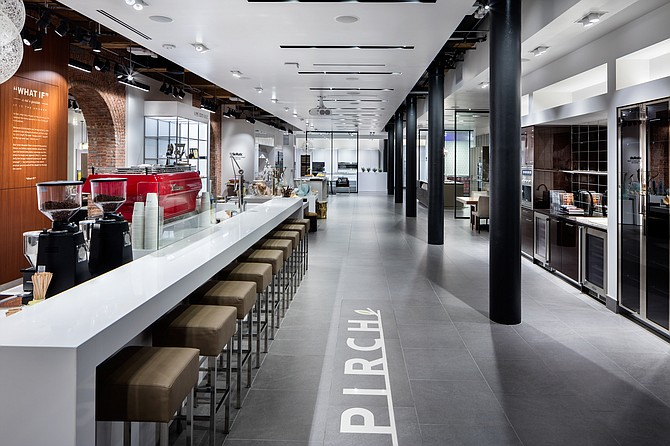 San Diego-based Pirch opened its ninth showroom last year in Manhattan's SoHo neighborhood. -- File photo courtesy of Pirch