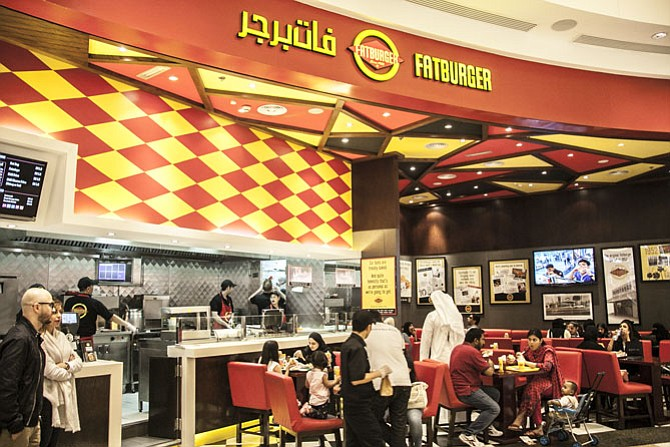 Heating Up: Fatburger is among the brands licensed by parent Fat Brands.