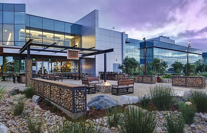Campus Pointe in University Towne Center  -- Photo courtesy of CoStar Group