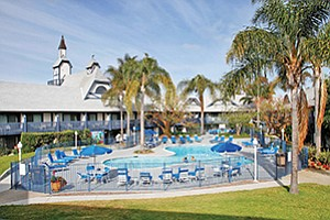"San Diego's RAR Hospitality will oversee a $1 million ""refresh"" of Carlsbad by the Sea Resort, after recently acquiring the management contract. Photo courtesy of RAR Hospitality"