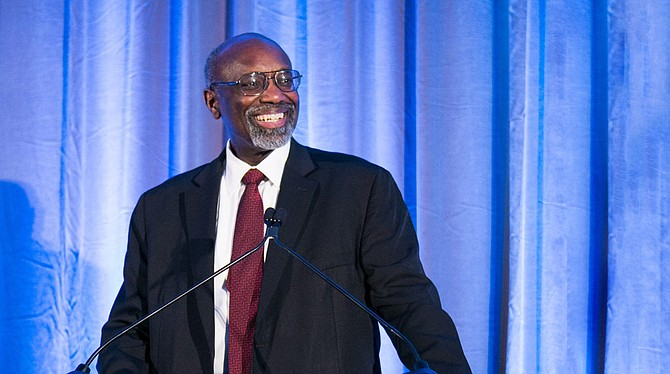 Retiring Cal State Dominguez Hills President Willie Hagan
