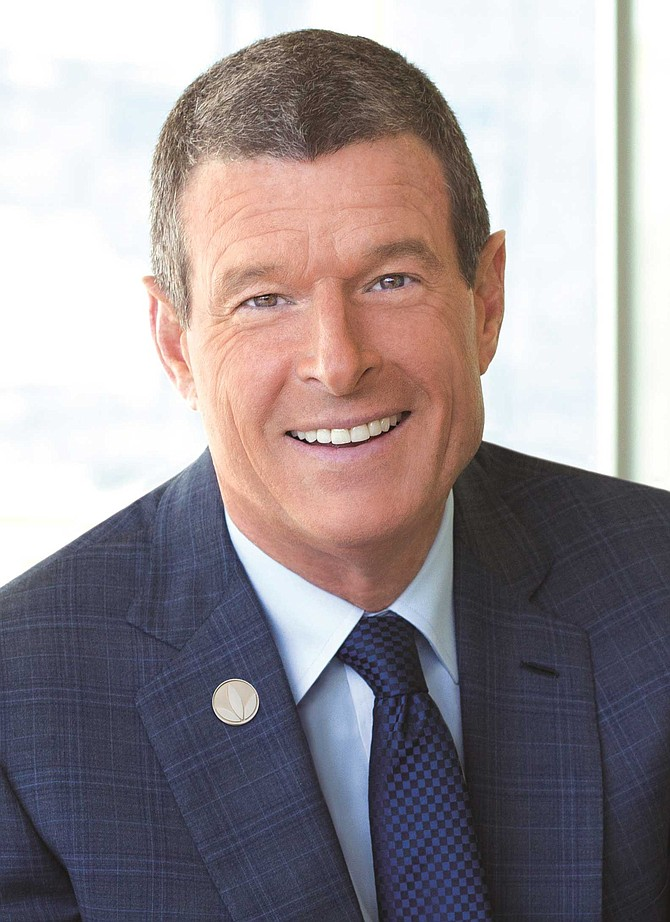Herbalife Executive Chairman Michael Johnson.
