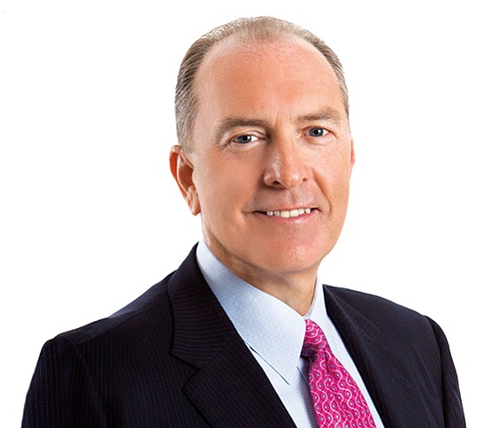 Parsons Corp. Chief Executive Chuck Harrington