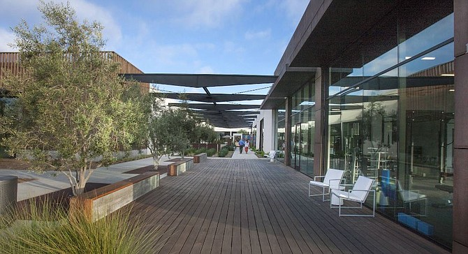 The Make office campus in Carlsbad – Photo courtesy of CBRE Group Inc.