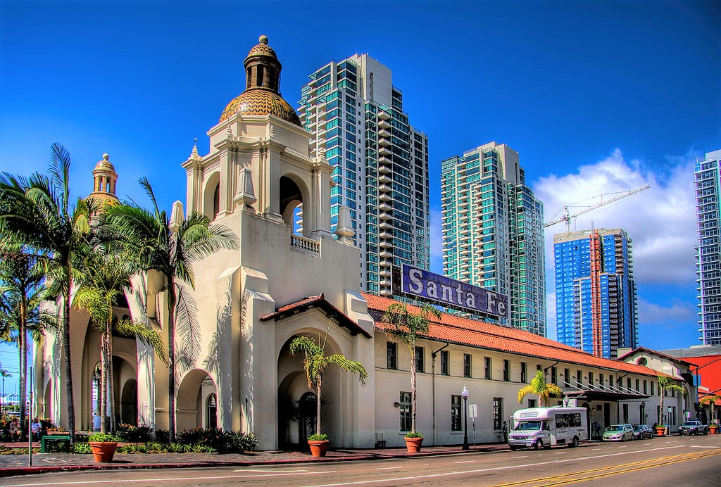 Downtown S Historic Santa Fe Depot Gets New Owner San Diego Business Journal