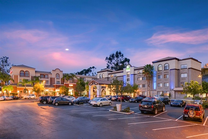 Two Mira Mesa Hotels For 25 17m San Go Business Journal