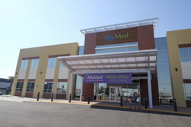 AltaMed clinic in South Gate.