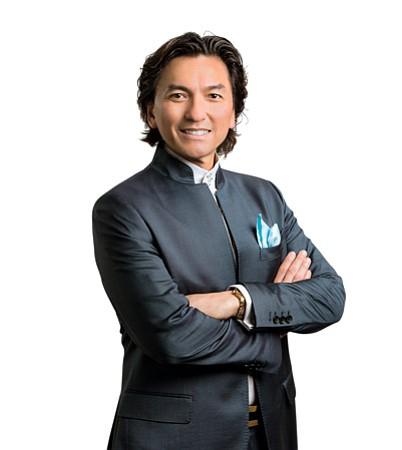 Finian Tan, Chairman of Vickers Venture Partners.