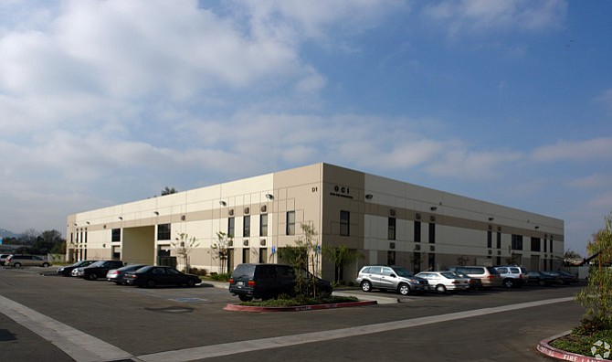 Fortune Business Park in City of Industry.