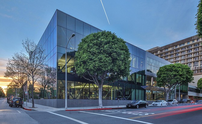 Kennedy Wilson's Beverly Hills headquarters