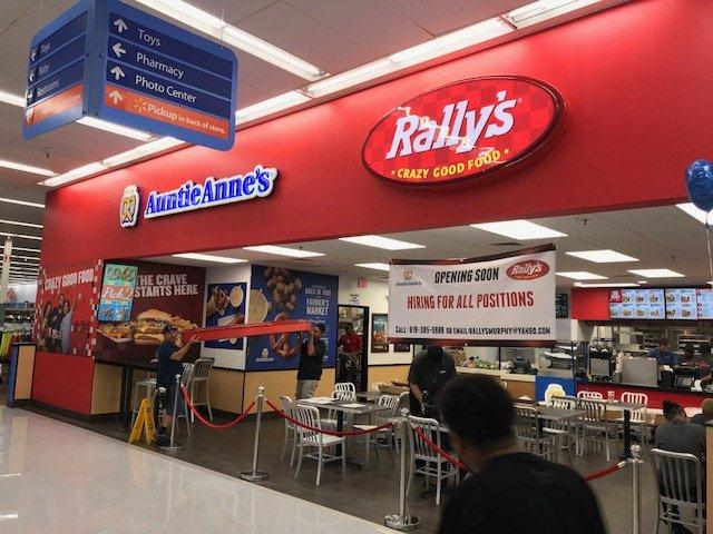 rally u2019s restaurant coming in november to s d