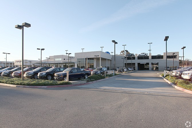 Puente Hills Chevrolet In City Of Industry