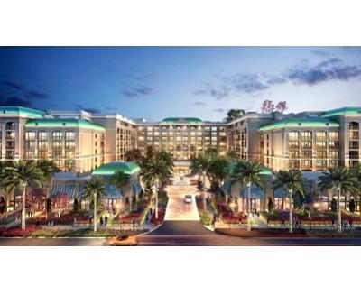 Rendering: Westin Anaheim Resort