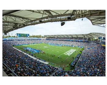 Fan Base: Chargers game at StubHub