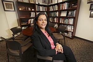 Dr. Rachna Kumar, dean of California School of Management & Leadership at Alliant International University.