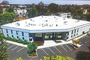 Next month Ra Medical Systems will move to this Carlsbad office, housing under one roof R&D, production, sales, marketing and administrative functions. Photo courtesy of Ra Medical System