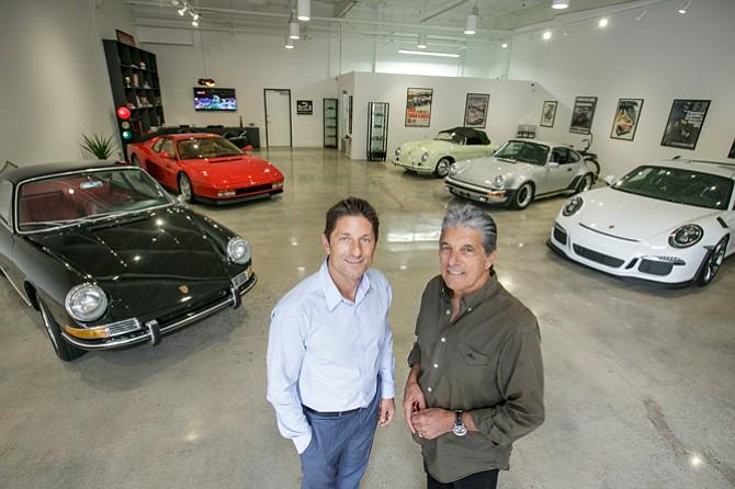 Tony, left, and Rick Principe.