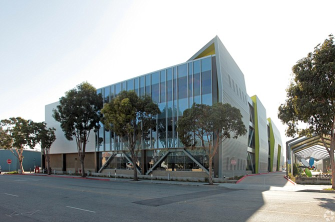 Astellas Pharma research lab in Santa Monica