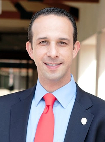 Los Angeles City Councilman Mitch Englander