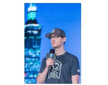 Blizzard's esports league Commissioner Sam Braithwaite