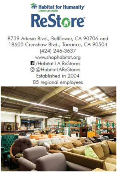 Our Habitat LA ReStores are open daily and are the perfect places to furnish your home and find supplies for all your DIY needs.