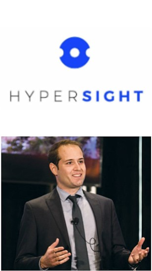 Finalist Emre Guvercinci of HyperSight