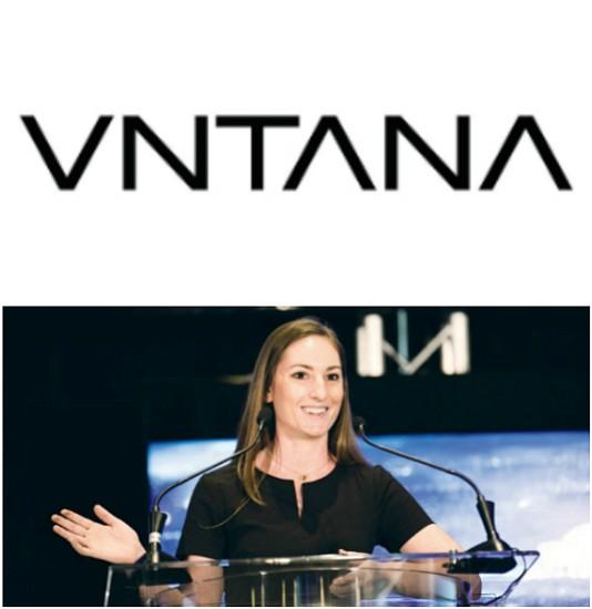 Honoree Ashley Crowder of VNTANA