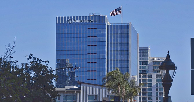 Sempra's San Diego headquarters.