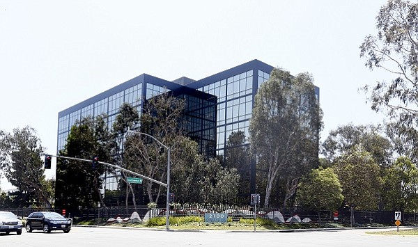 Campus 2100 in El Segundo
