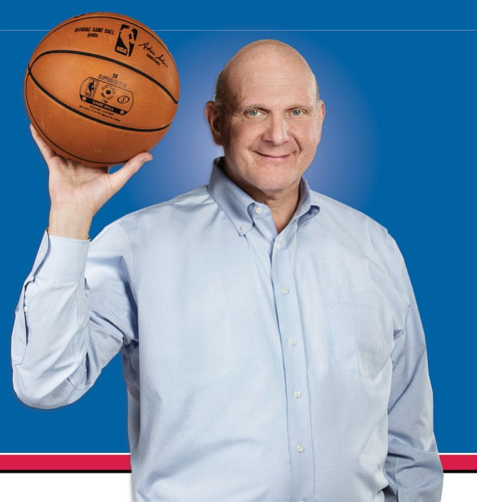 Steve Ballmer, L.A. Clippers owner