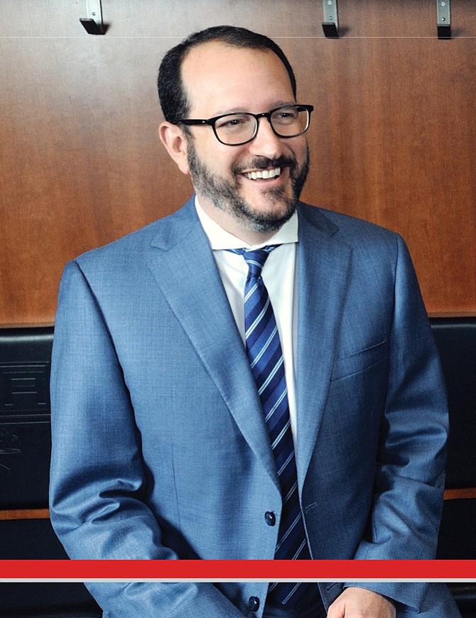 Dan Beckerman, AEG president and CEO