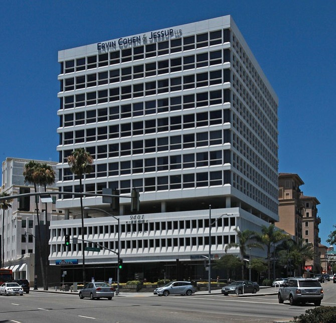 9401 Wilshire Blvd. in Beverly Hills