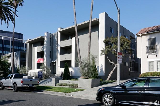 Hamilton Apartments.