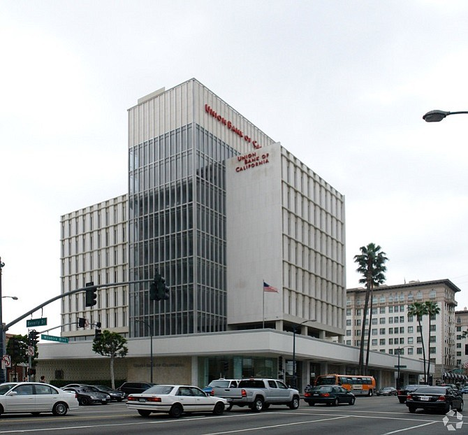 9460 Wilshire Blvd. in Beverly Hills