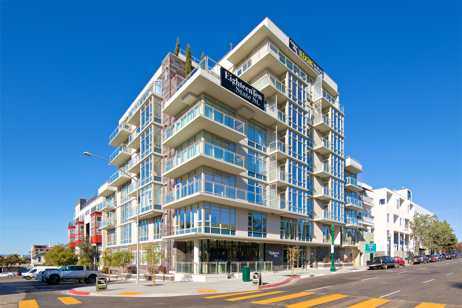 Co makes strong start with little italy apartment building san diego business journal - Apartment buildings san diego ...