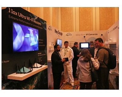 D-Link Systems at CES