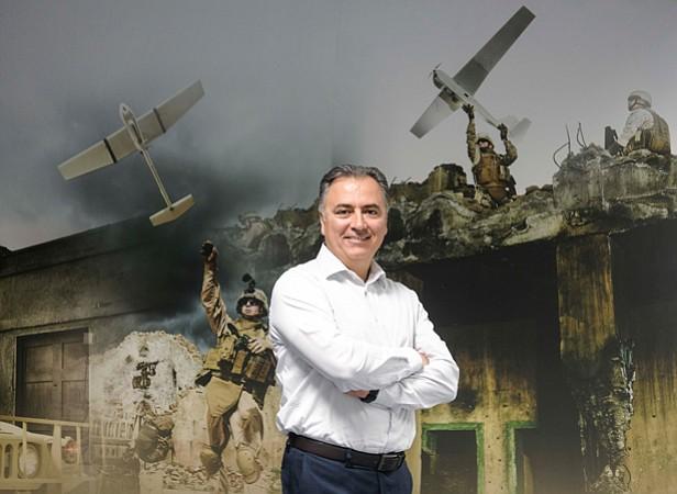 AeroVironment Chief Executive Wahid Nawabi