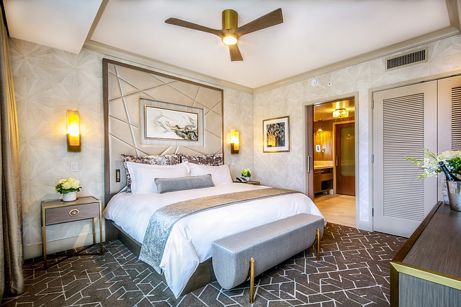 The Willows Hotel & Spa at Viejas is an all-suite, adults-only venue opening Feb. 1.