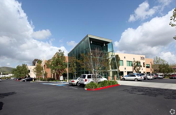 Townsgate Technology Center in Westlake Village.