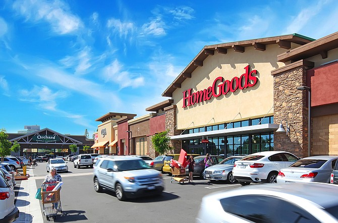 Whittier shopping center sells for 40 million los for Ulta san fernando valley