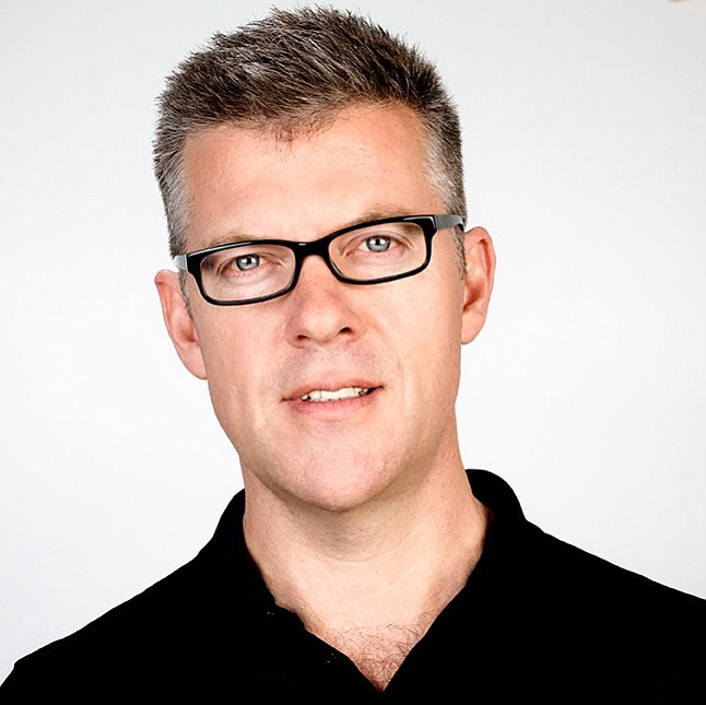 Songtradr Chief Executive Paul Wiltshire