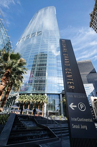 InterContinental Los Angeles Downtown.